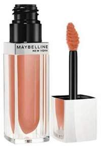 Maybelline Sensational Color Elixir Lip Lacquer Gloss, 060, Nude Illusion.