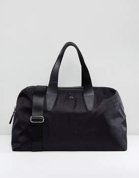 Pretty Green Nylon Jaquard Carryall in Black