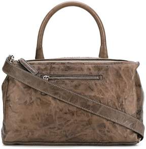 Givenchy logo stamp holdall