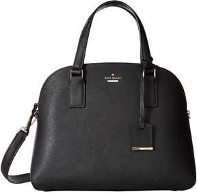 Kate Spade Cameron Street Lottie Handbags - BLACK - STYLE