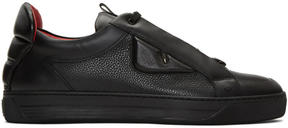 Fendi Black Bag Bug Sneakers
