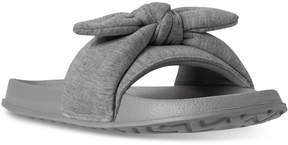 Nine West Girls' Bryndah Slide Sandals from Finish Line