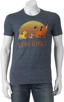 Freeze Men's Disney's The Lion King Sun Tee