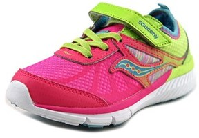 Saucony Volt Youth Round Toe Synthetic Multi Color Running Shoe.