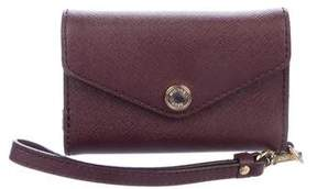 MICHAEL Michael Kors Leather Phone Wristlet