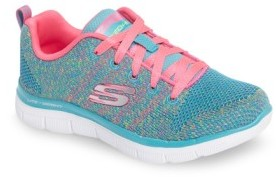 Skechers Toddler Girl's Skech Appeal 2.0 High Energy Sneaker