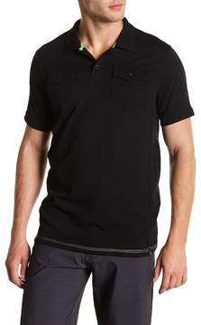 Burnside Short Sleeve Polo