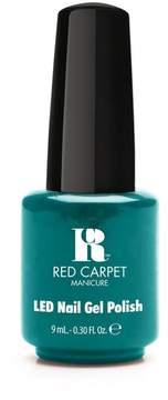 Red Carpet Manicure LED Gel Polish - Santorini Martini