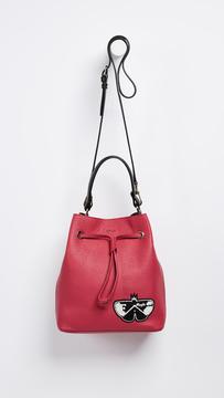 Furla Stacy Post Small Drawstring Bag