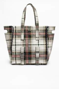 Zadig & Voltaire Bianca Check Bag
