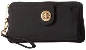 Baggallini Gold Lisbon RFID Wristlet Wristlet Handbags