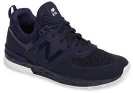 New Balance Boy's 574 Sport Sneaker