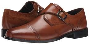 Nunn Bush Newton Cap Toe Dress Casual Monk Strap Men's Monkstrap Shoes