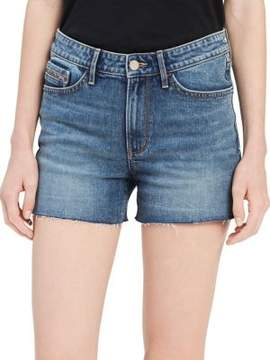 Calvin Klein Jeans Stretch Denim Shorts