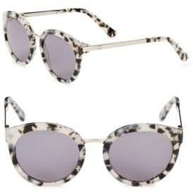 Cat Eye 52MM Sunglasses