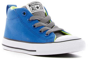 Converse Chuck Taylor All Star Street Mid Top Sneaker (Little Kid & Big Kid)