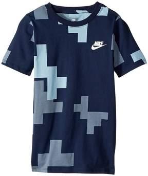 Nike Sportswear Abacus Futura T-Shirt Boy's T Shirt