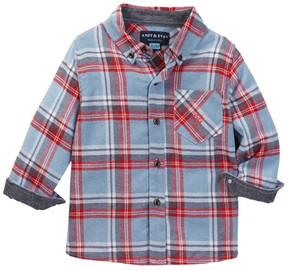 Andy & Evan Plaid Shirt (Baby Boys 9-24M)