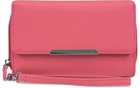 Mundi Big Fat Wallet RFID Blocking Checkbook Wallet