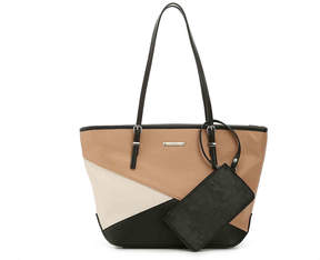 Nine West Women's Society Girl Colorblock Tote