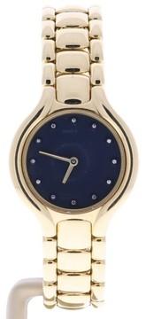Ebel Beluga 866960 Yellow Gold 24mm Womens Watch