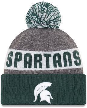 New Era Adult Michigan State Spartans Sport Knit Beanie