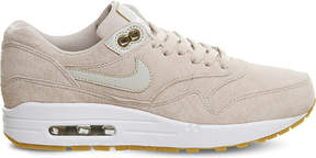 Nike 1 suede trainers