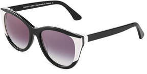 Thierry Lasry Flattery 29 Plastic Round Sunglasses