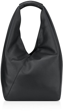 Anne Klein Amorphous Leather Hobo