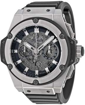 Hublot King Power Unico Skeleton Dial Titanium Men's Watch