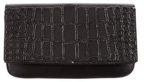 Judith Leiber Crystal-Embellished Nappa Accordion Bag