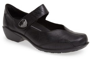 Romika Women's 'City Light 87' Leather Mary Jane Flat