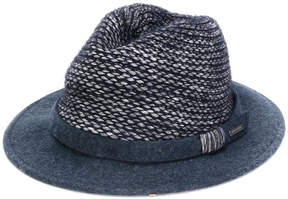 Woolrich felted trilby hat