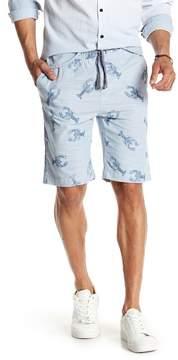Sovereign Code Plot Printed Shorts