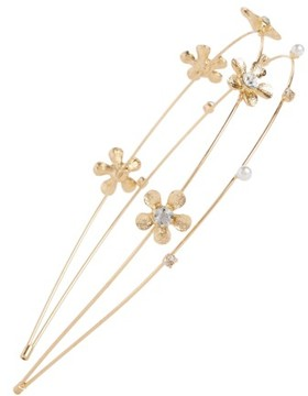 Cara Daisy Double Headband