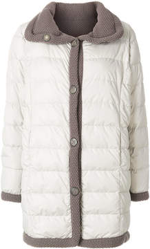 Le Tricot Perugia padded coat