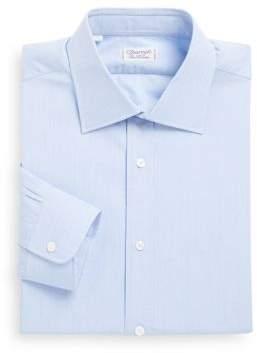 Charvet Pindot Cotton Dress Shirt