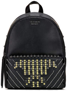 Victoria's Secret Victorias Secret Glam Stud Small City Backpack