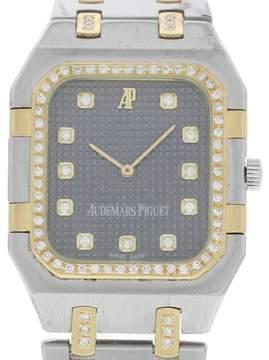 Audemars Piguet Royal Oak 18K Yellow Gold / Stainless Steel Vintage 29mm Womens Watch