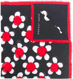 Marc Jacobs Daisy print scarf
