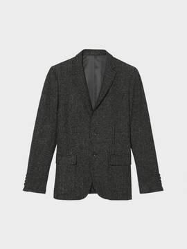 Donna Karan Donnakaran Tweed Blazer