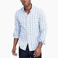 J.Crew Factory Tall slim washed shirt