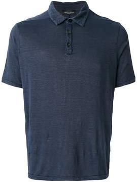 Roberto Collina button polo shirt
