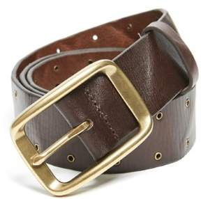 GUESS Men's Wyatt Leather Belt