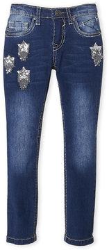 Vigoss Girls 4-6x) Shooting Star Skinny Jeans