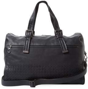 Bottega Veneta Woven Satchel Bag