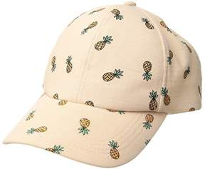 Collection XIIX Hawaiian Pineapple Party Baseball Baseball Caps