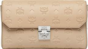 MCM Millie Crossbody In Monogram Leather