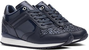 Tommy Hilfiger Gloss And Shimmer Sneaker