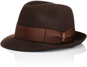 Borsalino Men's Tasso Short-Brim Hat